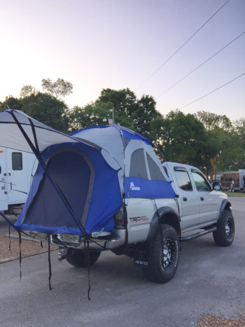 Tacoma Truck Bed Tents Tacoma Forum Toyota Truck Fans