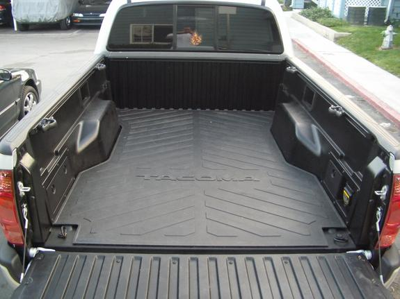 Toyota Tacoma Bed Measurements