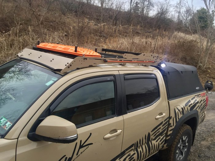 Toyota Tacoma Evolution >> Roof Rack-Yes or No | Tacoma Forum - Toyota Truck Fans