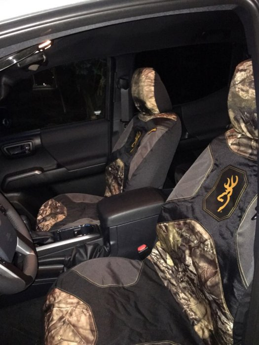 Superhides Seat Covers >> Seat Covers Tacoma Forum Toyota Truck Fans