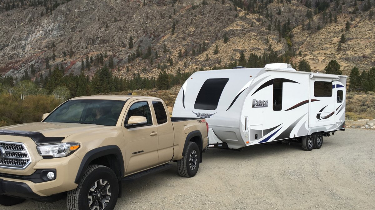 2017 Toyota Tacoma Towing Capacity >> Towing | Tacoma Forum - Toyota Truck Fans