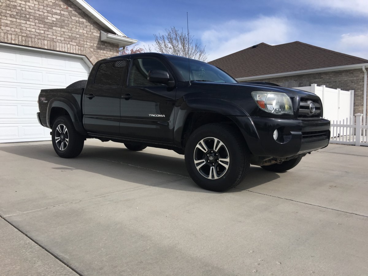 Upgrading 2nd gen to 3rd wheels | Tacoma Forum - Toyota