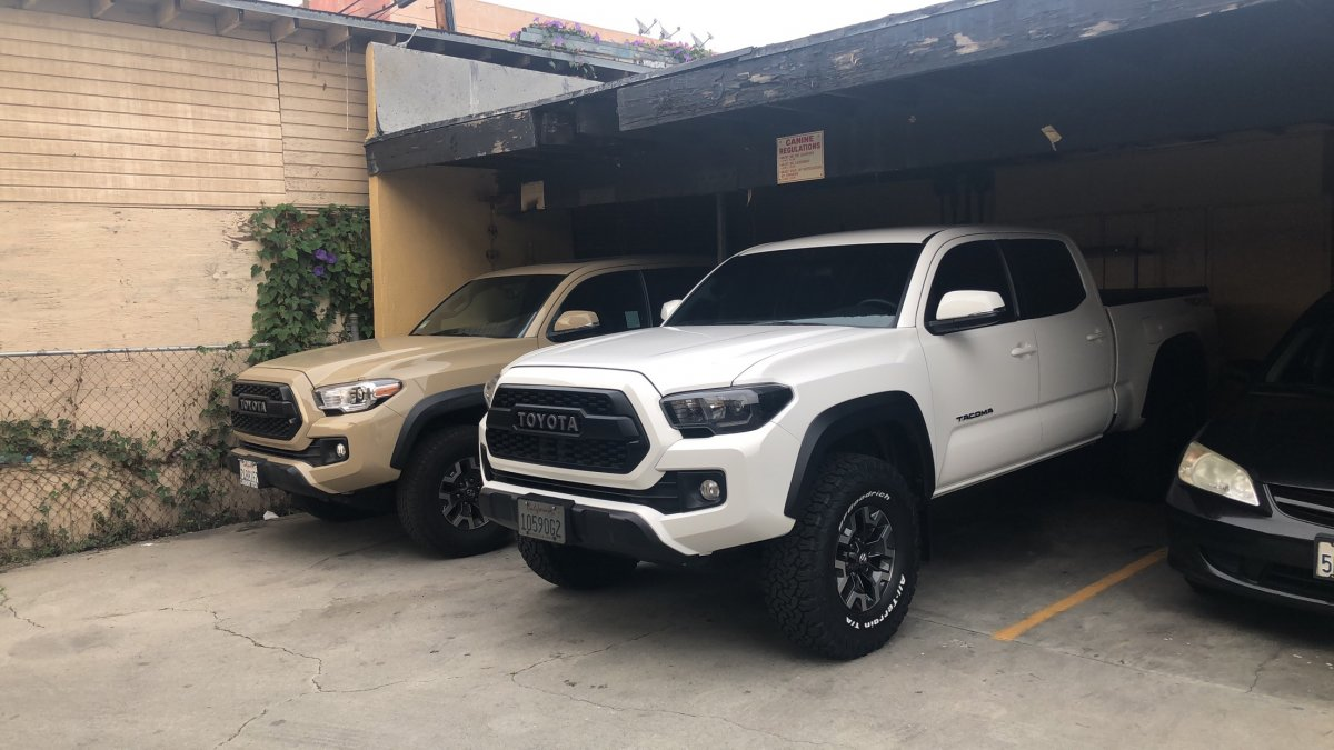2017 Toyota Tacoma Lifted >> New to the site - what up ppl [emoji1422] | Tacoma Forum ...