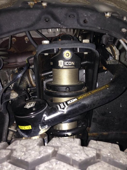Icon Vehicle Dynamics Lift Tacoma Forum Toyota Truck Fans