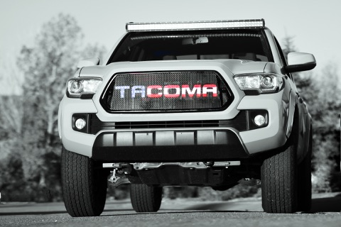 TacticalTanTacoma build (2016) | Tacoma Forum - Toyota ...