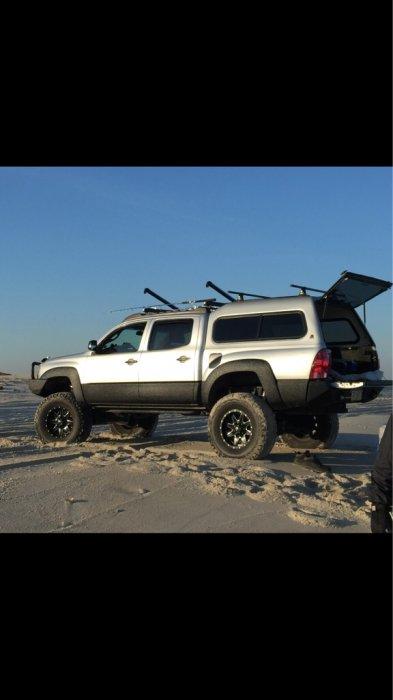 Roof Rack Yes Or No Tacoma Forum Toyota Truck Fans